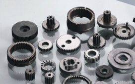 What is powder metallurgy gear and what are its characteristics